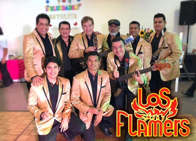 6 éxitos imperdibles de Los Flamers
