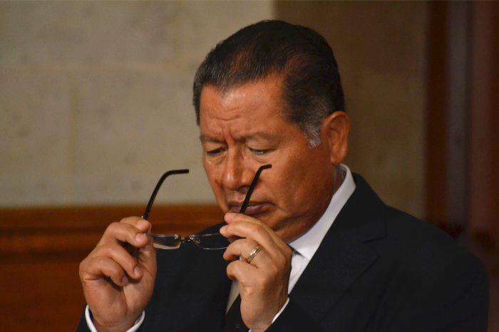 Flavino Ríos es rehén, no permitirán su salida de prisión: Reyes Peralta