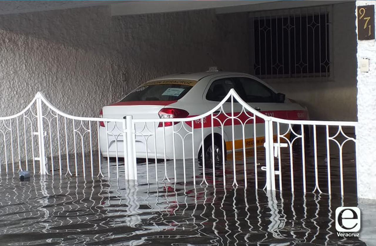 Vecinos del Puerto advirtieron inundación y fueron ignorados