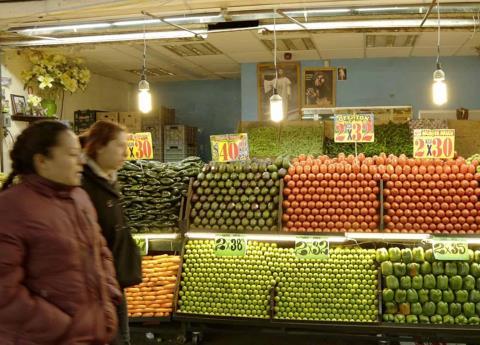 Inflación continúa descendiendo en primera quincena de marzo