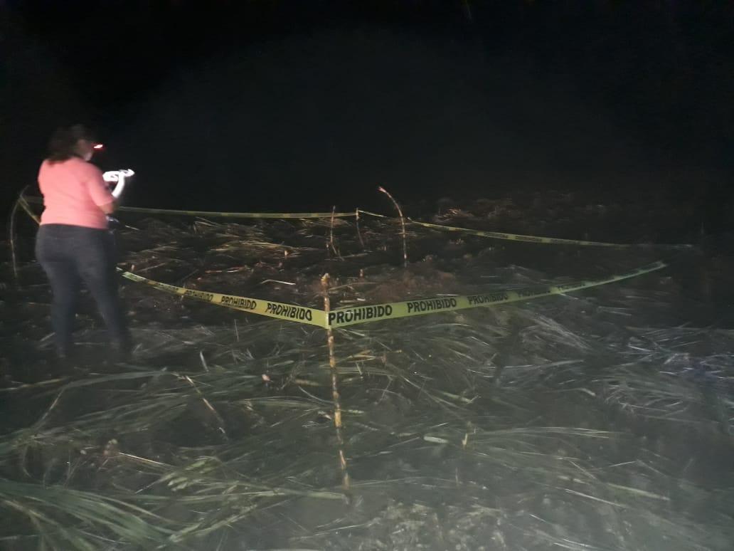 Hallan nueva fosa con restos humanos en Amatitlán