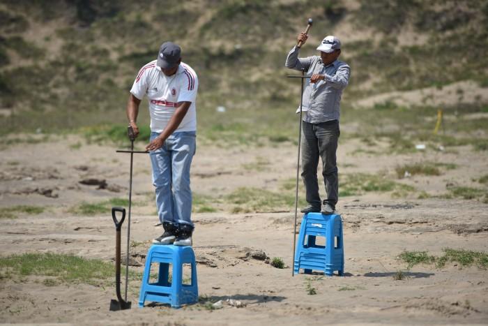 Buscarán centroamericanos en fosas clandestinas de Veracruz
