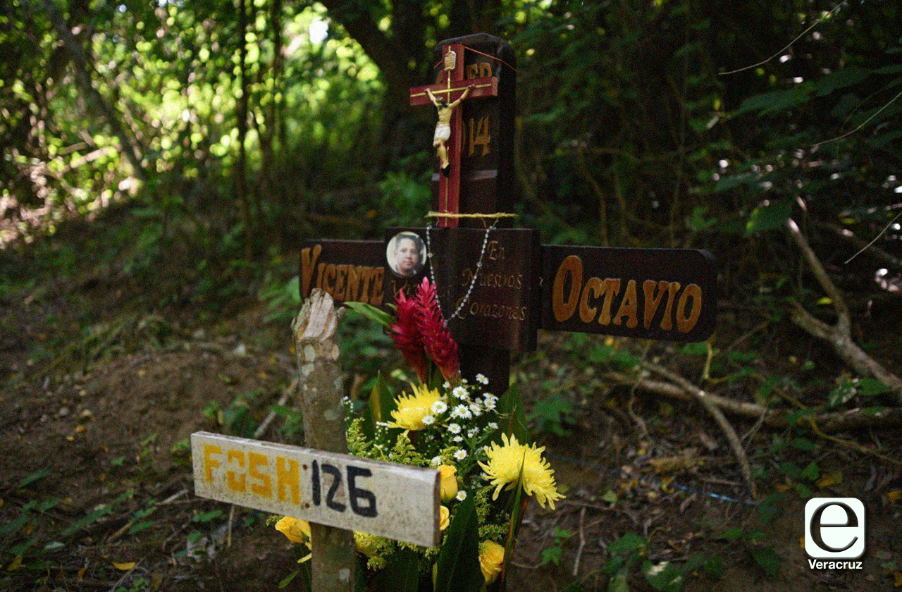 Fosas de Villarín, búsqueda que revive el terror del Z-14 en Veracruz