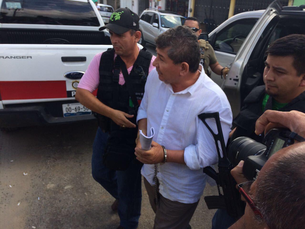 Caen 2 ex funcionarios de la SSP y 6 policías en Veracruz