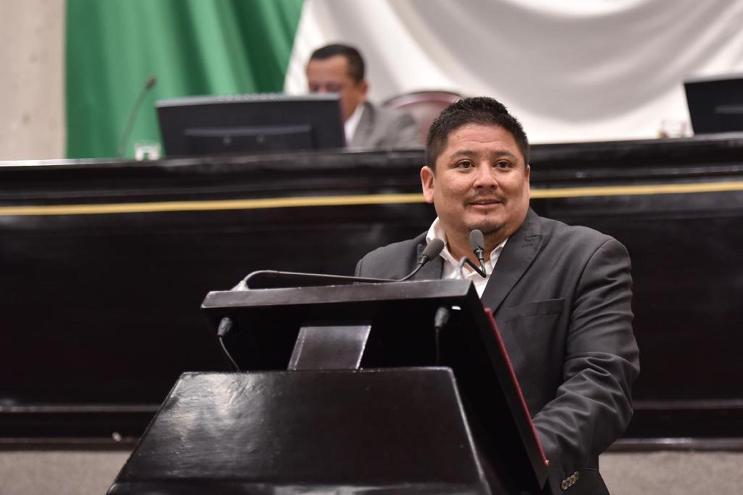 Afín a superdelagado, presidirá Mesa Directiva en Congreso