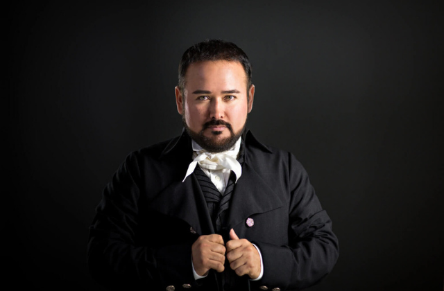 Javier Camarena: es xalapeño el mejor cantante de ópera del mundo