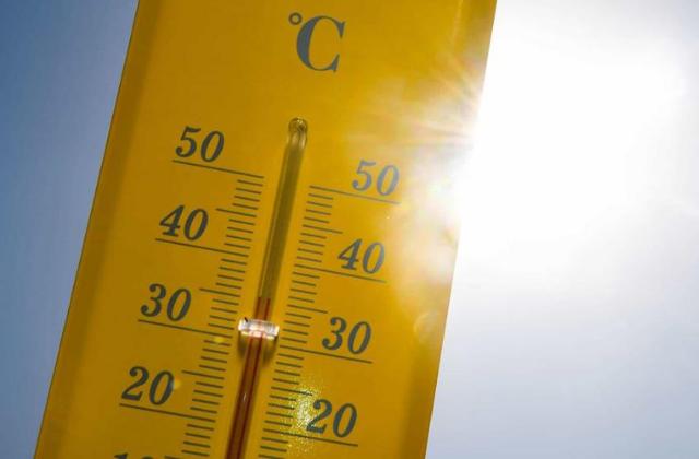A pesar de entrada de frente frío, continuarán altas temperaturas