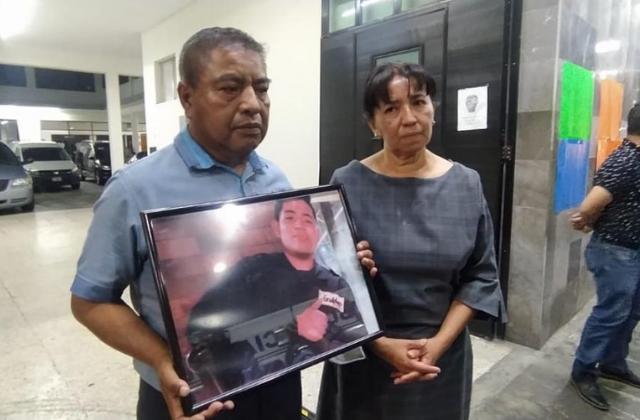 Despiden a 'Rafita', paramédico y bombero asesinado en Mariano Escobedo