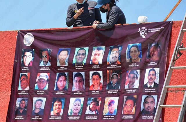 Colectivos de familiares de desaparecidos en Las Choapas no pierden esperanza