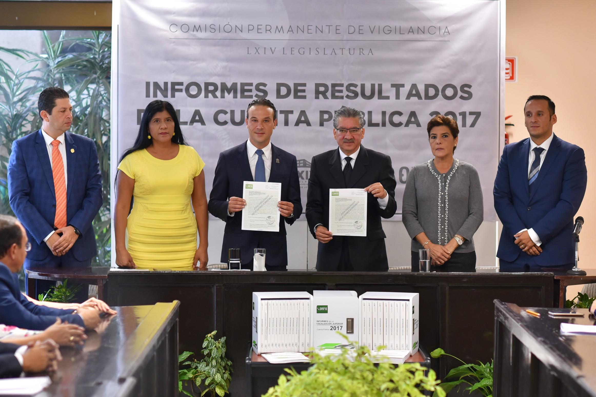 Revisarían de nuevo Cuentas Públicas 2017 tras irregularidades en fiscalización