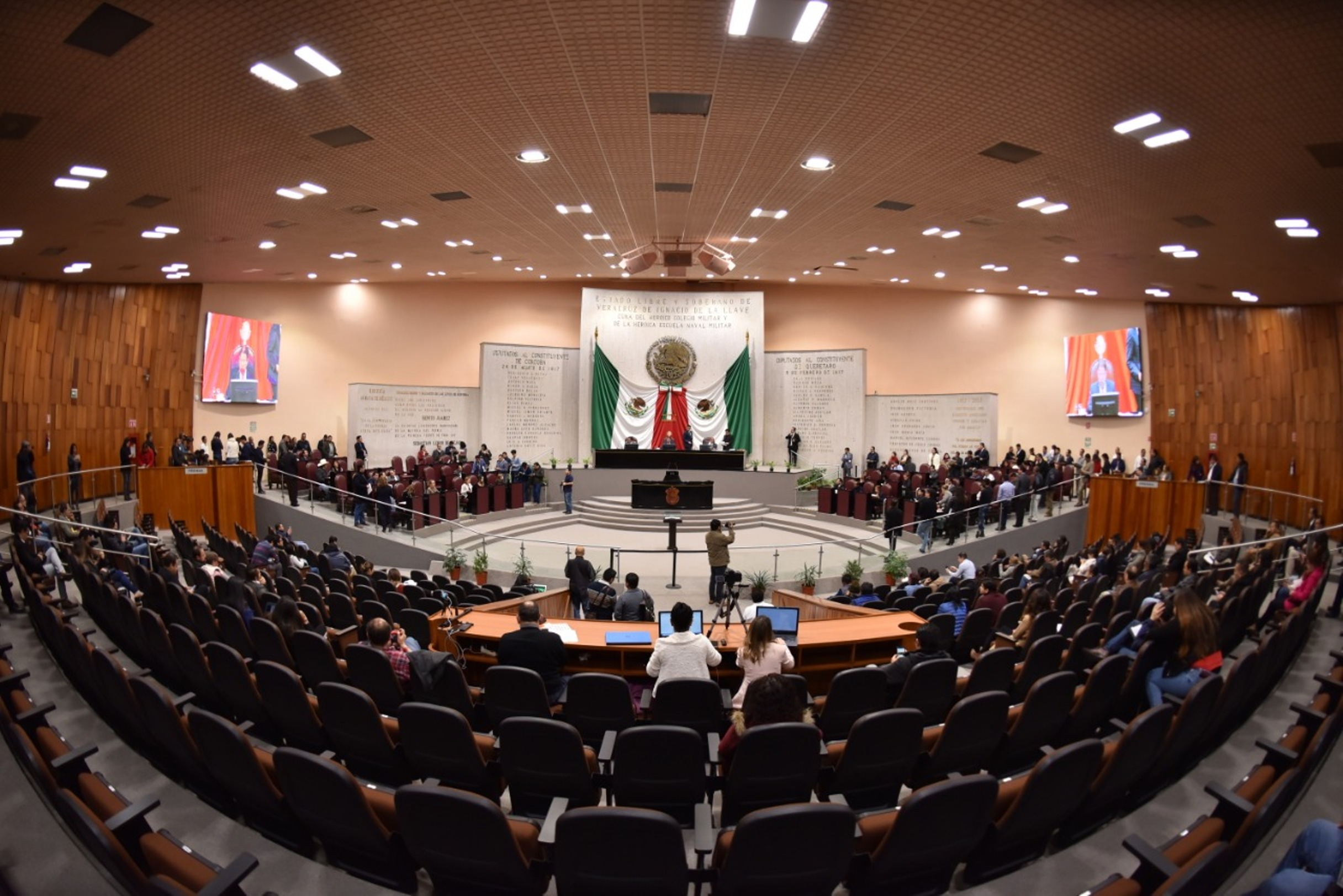 Discutirá legislatura de Veracruz la creación de Guardia Nacional este jueves
