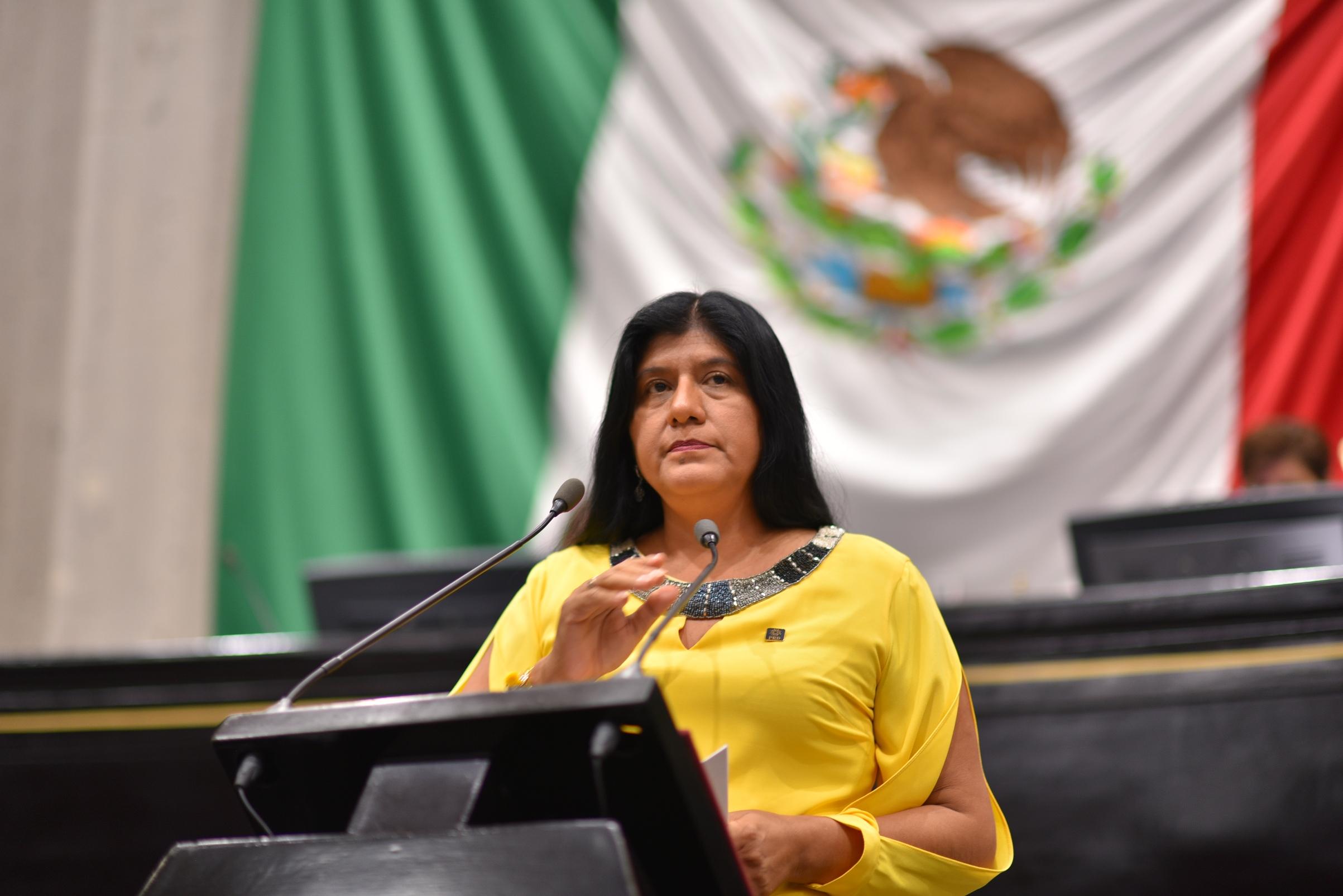 Diputada acusa a exalcalde y Morena de impulsar movimiento #Noal213