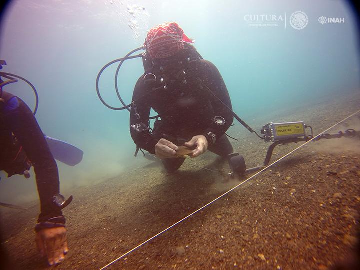 Arqueólogos confían en encontrar los navíos de Cortés, llevará años