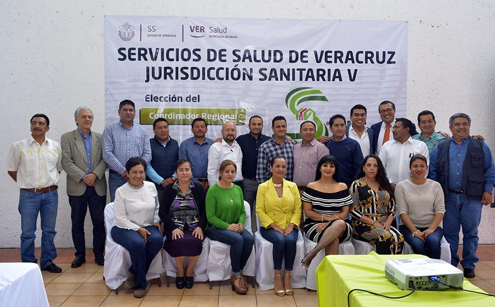 Trabajarán presidentes municipales por la salud de la población