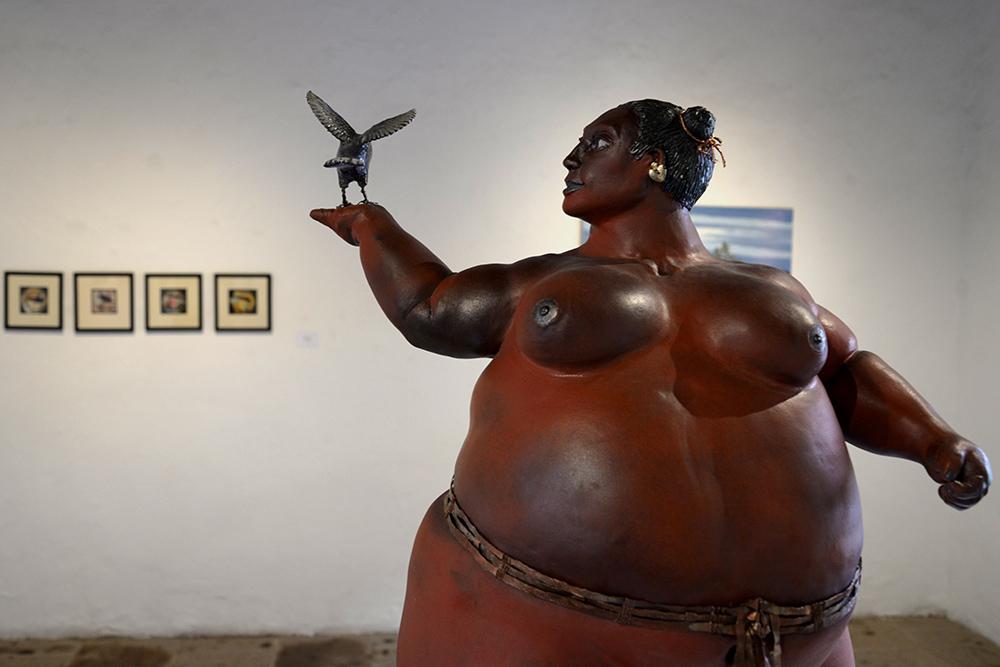 """Exhiben """"Breviario"""", un viaje por la plástica xalapeña"""
