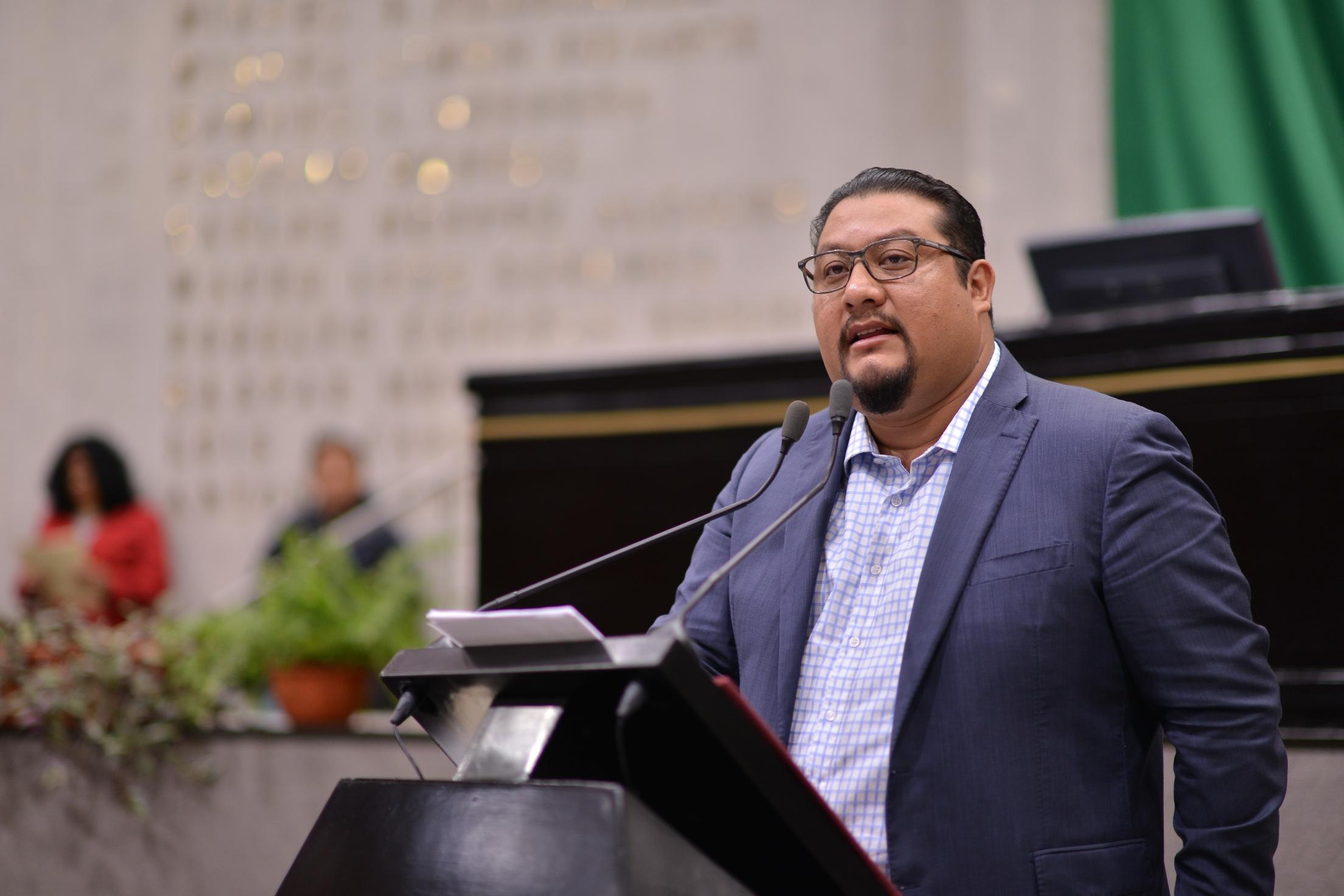 Ley de Seguridad Interior, perjudica a  la sociedad: diputado Sergio Rodríguez