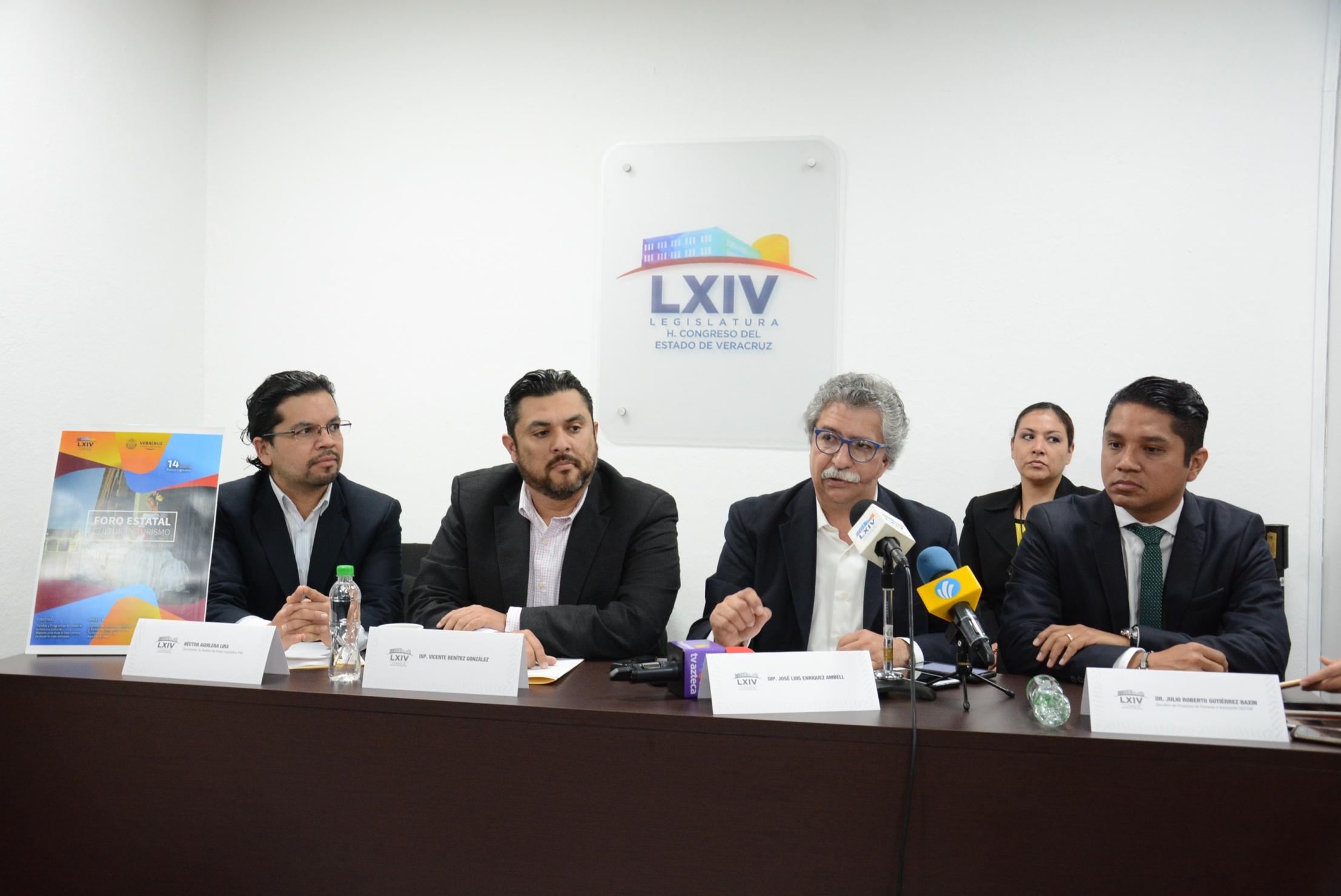 Anuncian la Convocatoria para el  Foro Estatal Cultura y Turismo
