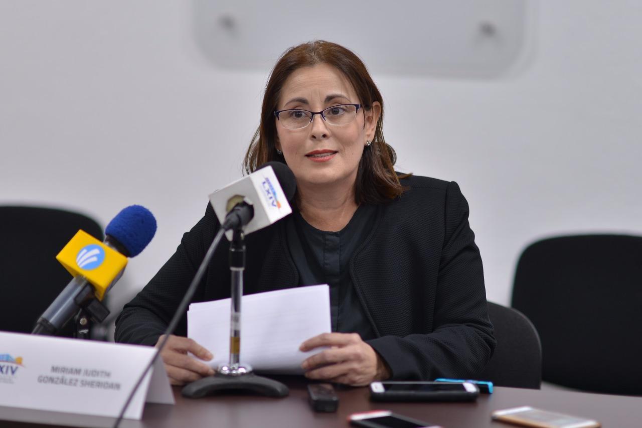 Apoya diputada González Sheridan la educación en su distrito