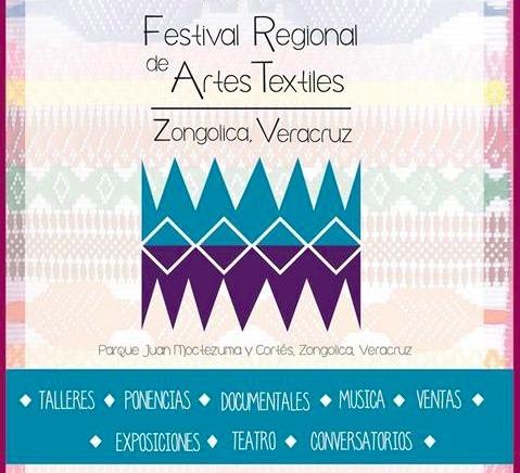 Promueve diputada Dulce García Feria de Artes Textiles en Zongolica