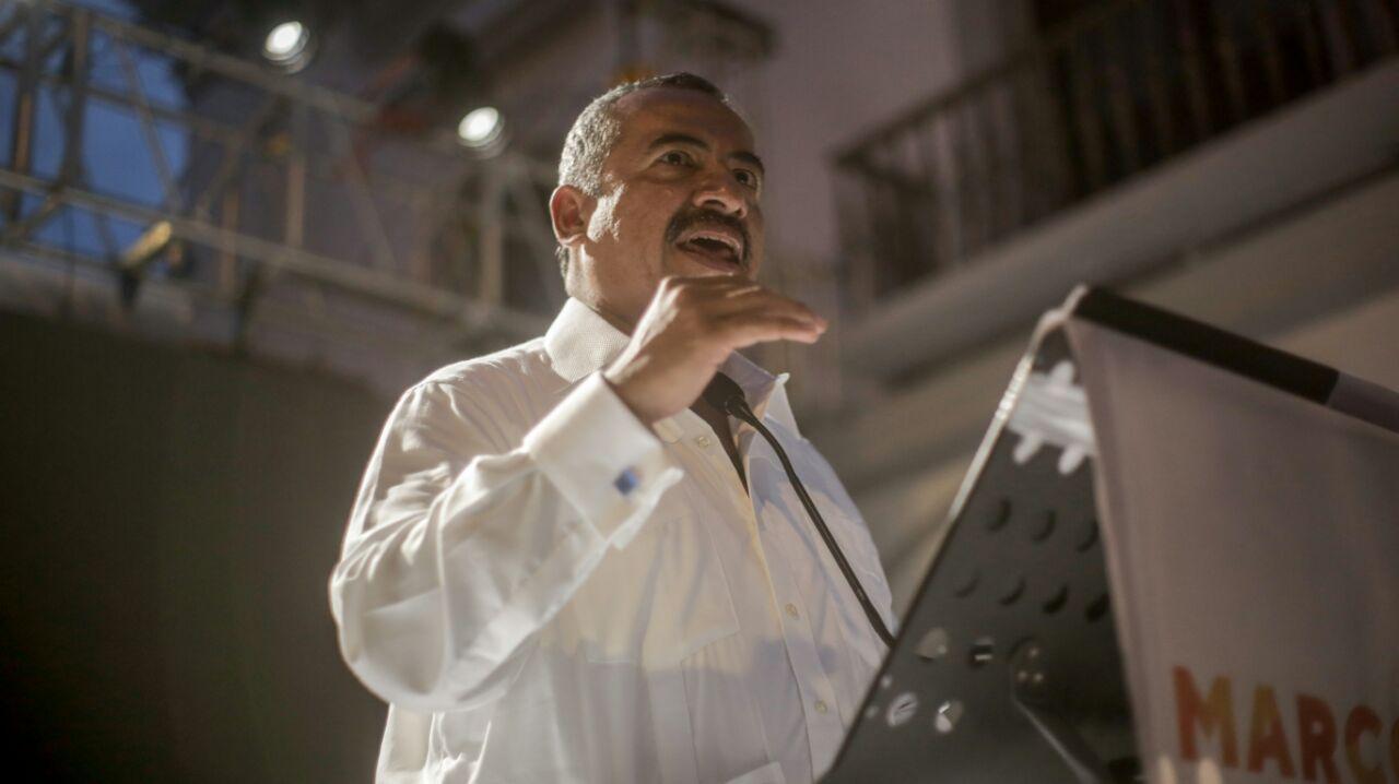 Nunca más la corrupción volverá a gobernar Veracruz: diputado Marco Núñez