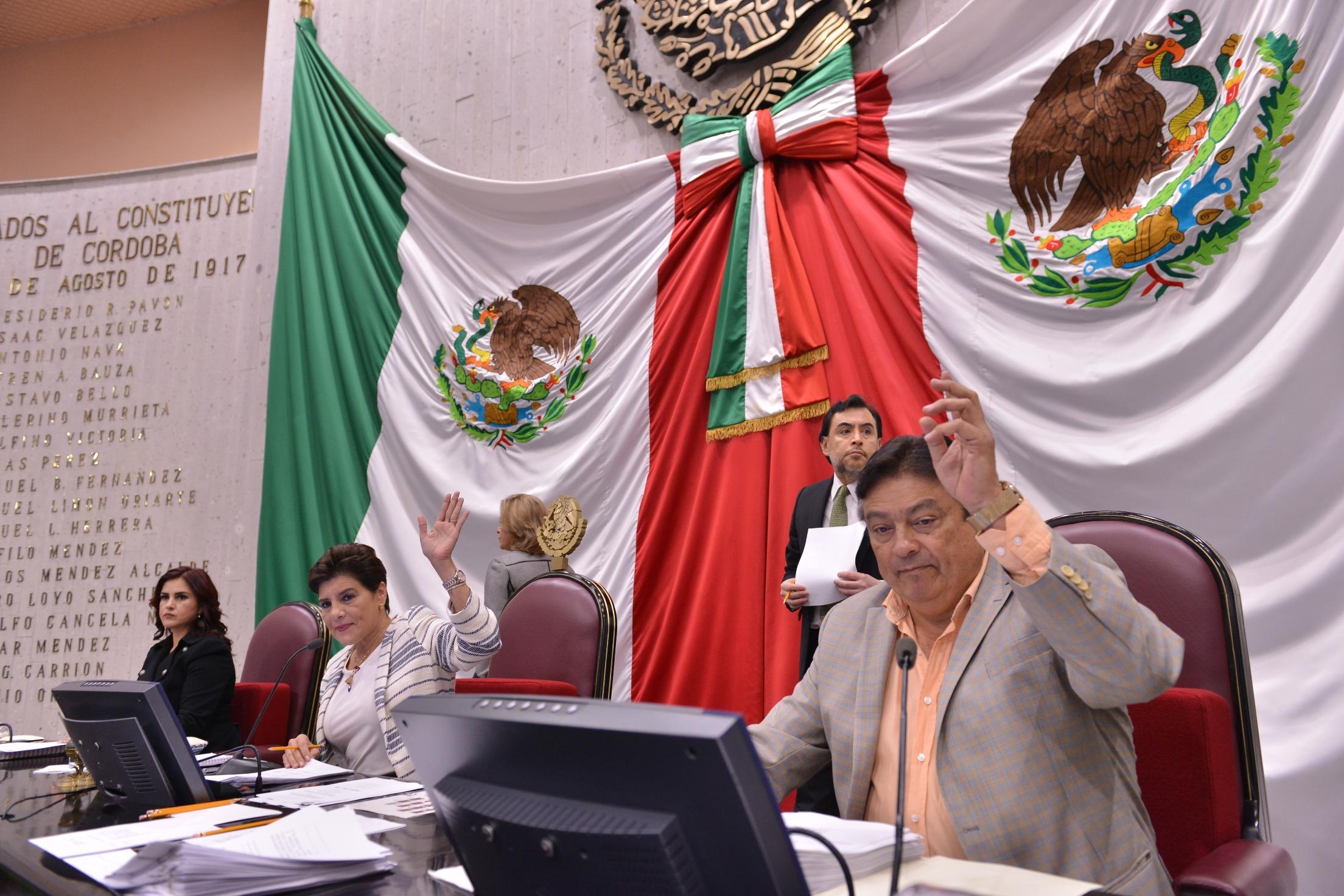 Aprueban diputados (as) intervención de la tesorería de Ixhuatlán de Madero