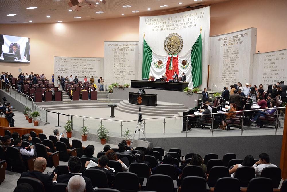 Integra LXIV Legislatura comisión para el otorgamiento del Premio a la Mujer 2018