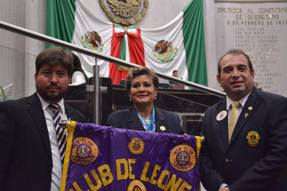 8 de Octubre Día Estatal del Leonismo, avala Congreso del Estado