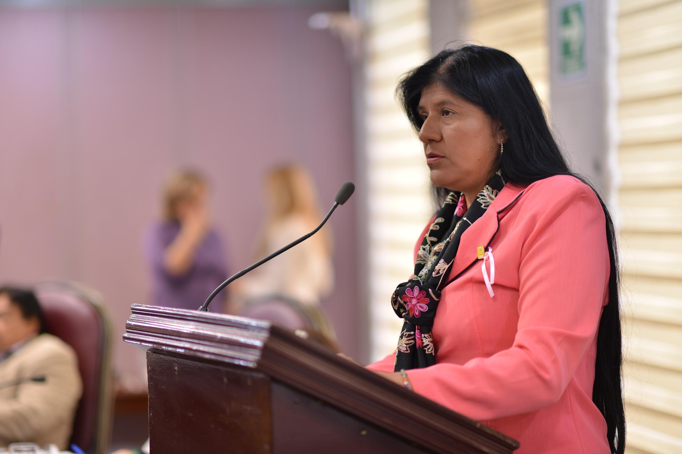Nueva Ley de Control Constitucional para Veracruz, plantea Yazmín Copete