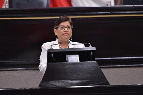 Diputada Rocío Pérez propone descuentos del 75 al 10% en pago de multas de tránsito