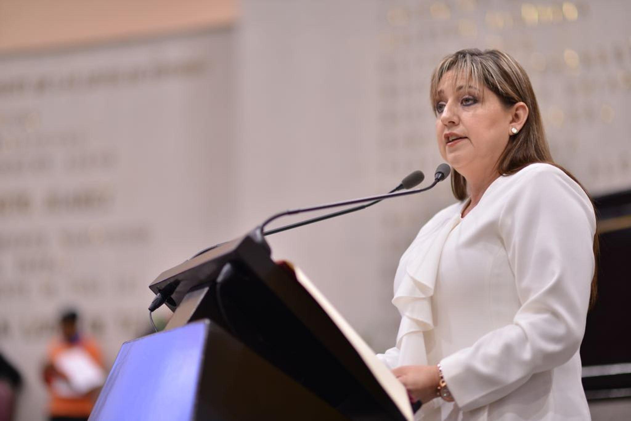 Plantea Judith Pineda que se castigue en Veracruz los delitos informáticos