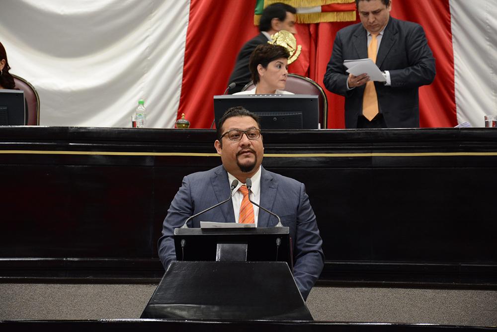 Impulsa Sergio Rodríguez mayores sanciones por delito de violencia  familiar