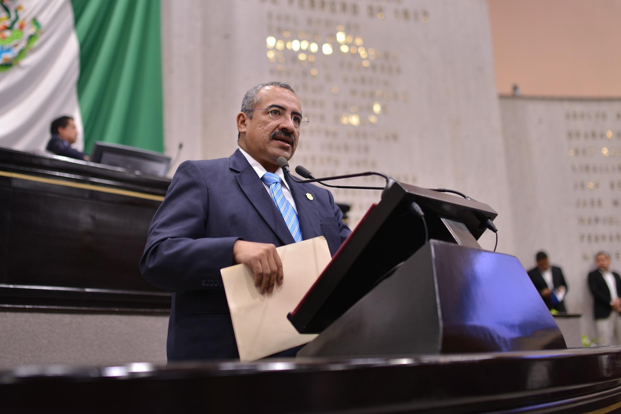 Diputado Marco Núñez pide castigo ejemplar para Javier Duarte