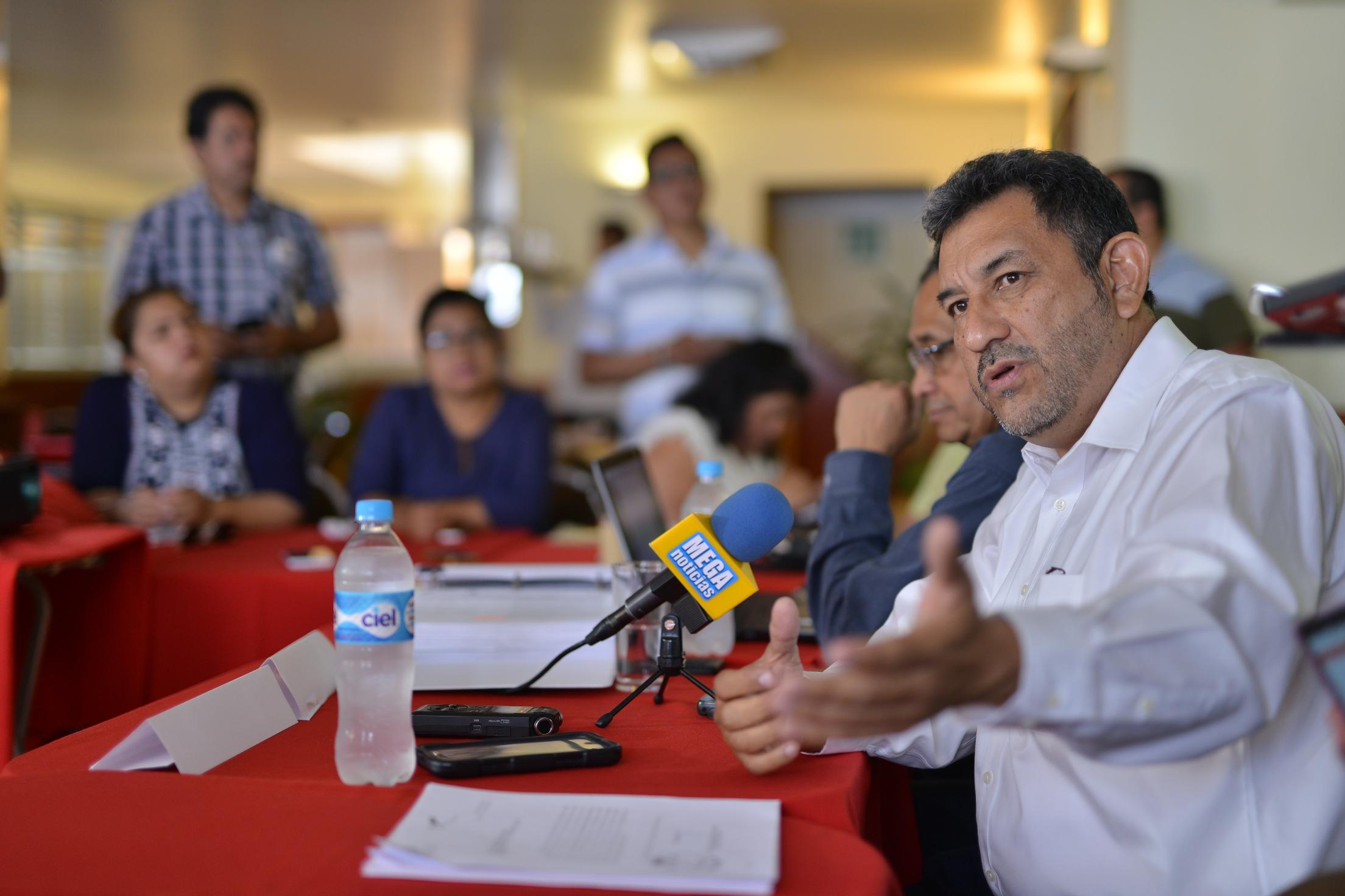 Morena rechaza propuesta de aplicación del Presupuesto 2017