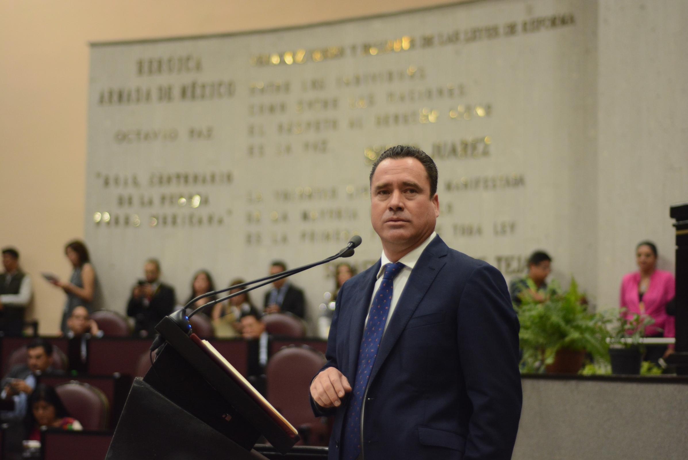 Pide diputado Arturo Esquitín información del gasoducto Texas -  Tuxpan