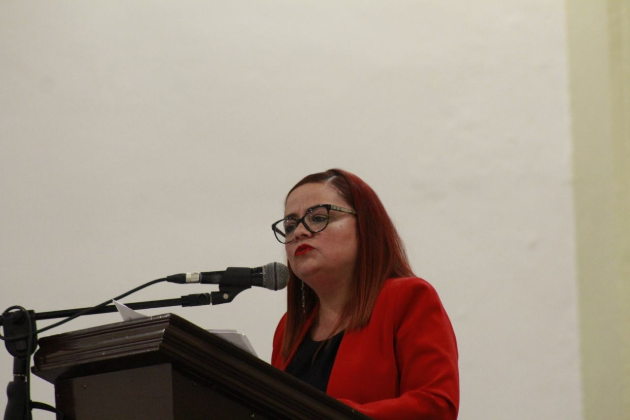 Rinde su informe legislativo la diputada Daniela Griego