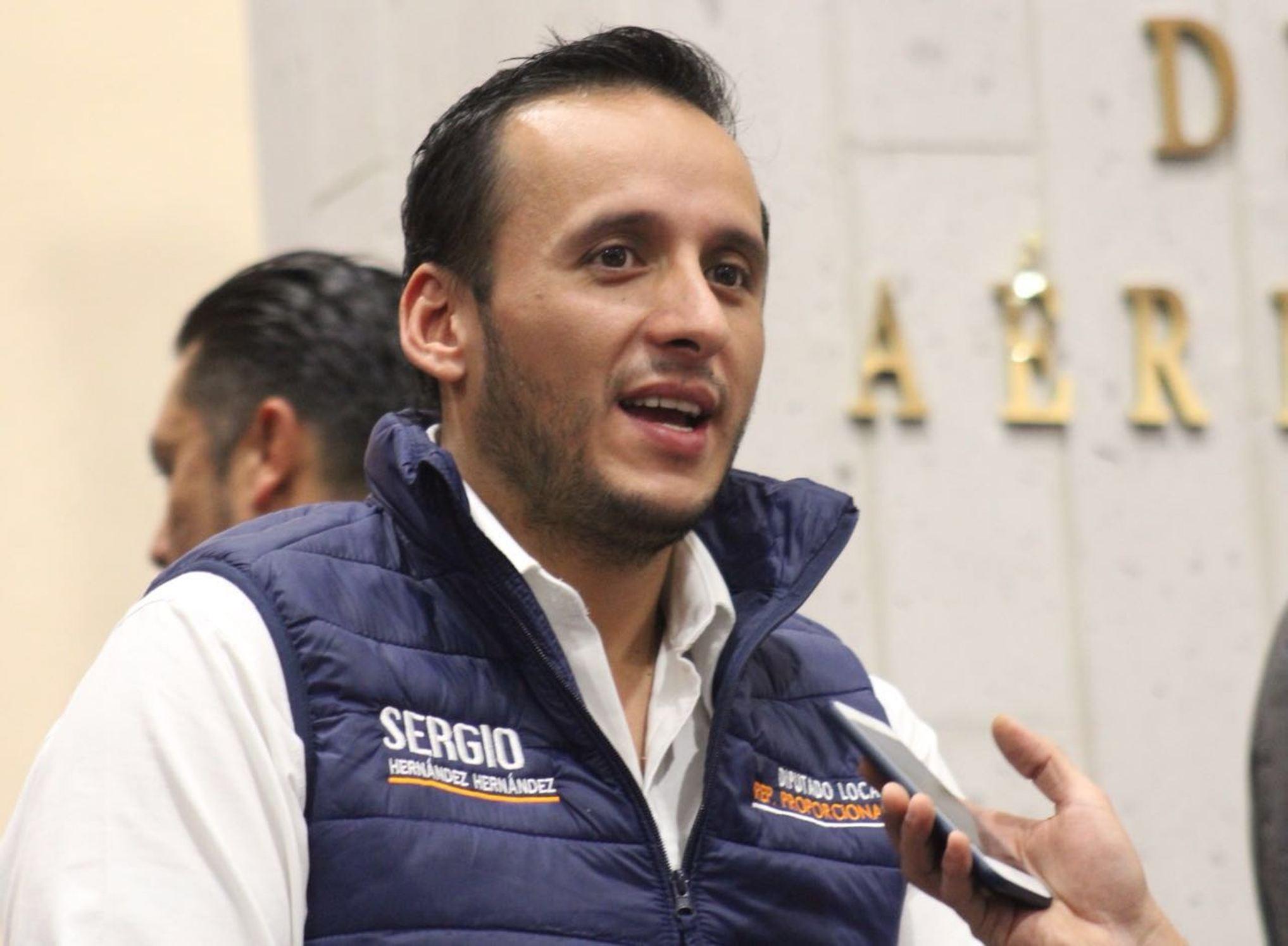Mantiene Congreso del Estado alta productividad legislativa: Sergio Hernández