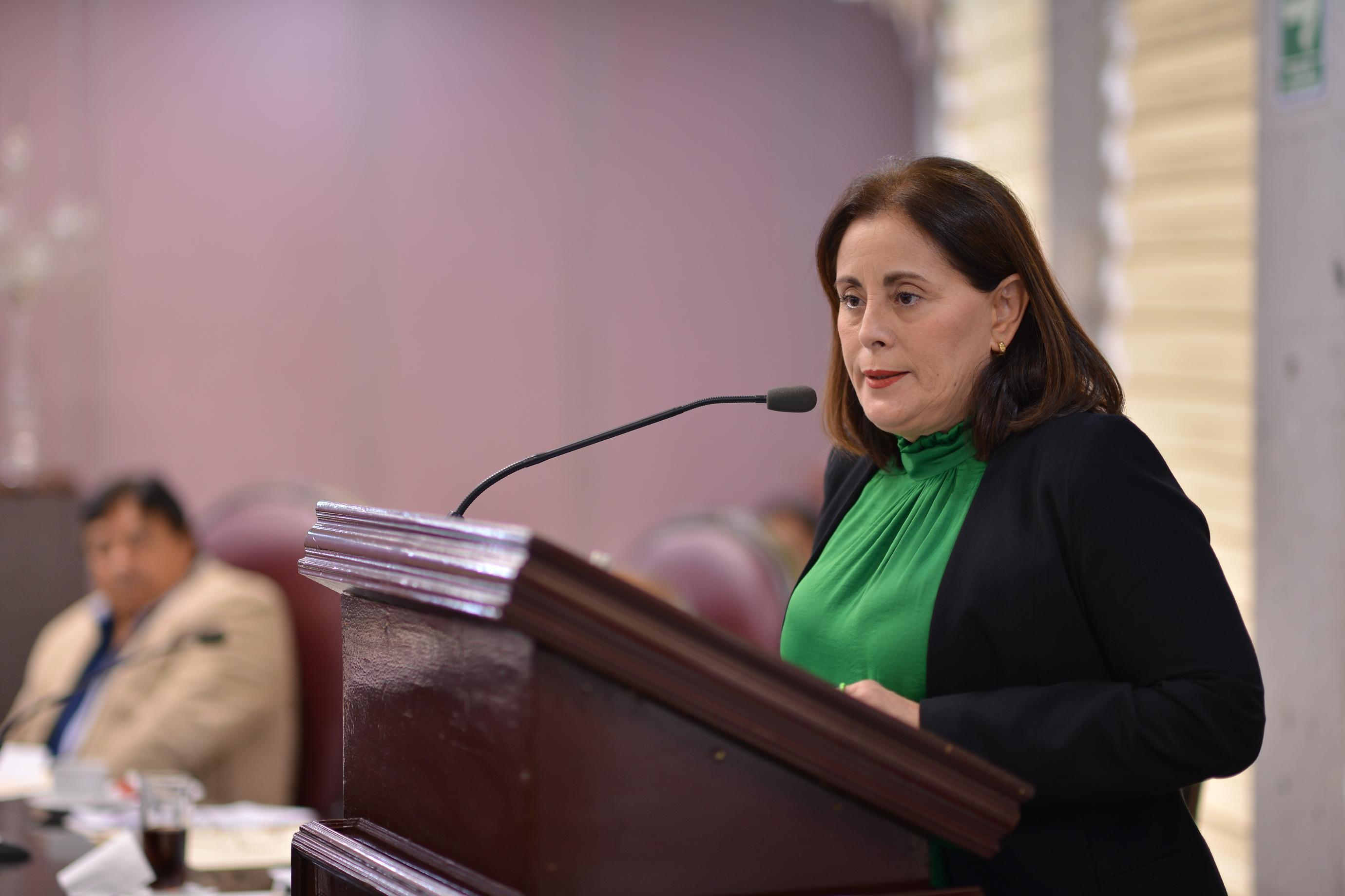 Exhorta Miriam Sheridan a rescatar economía del municipio de Uxpanapa