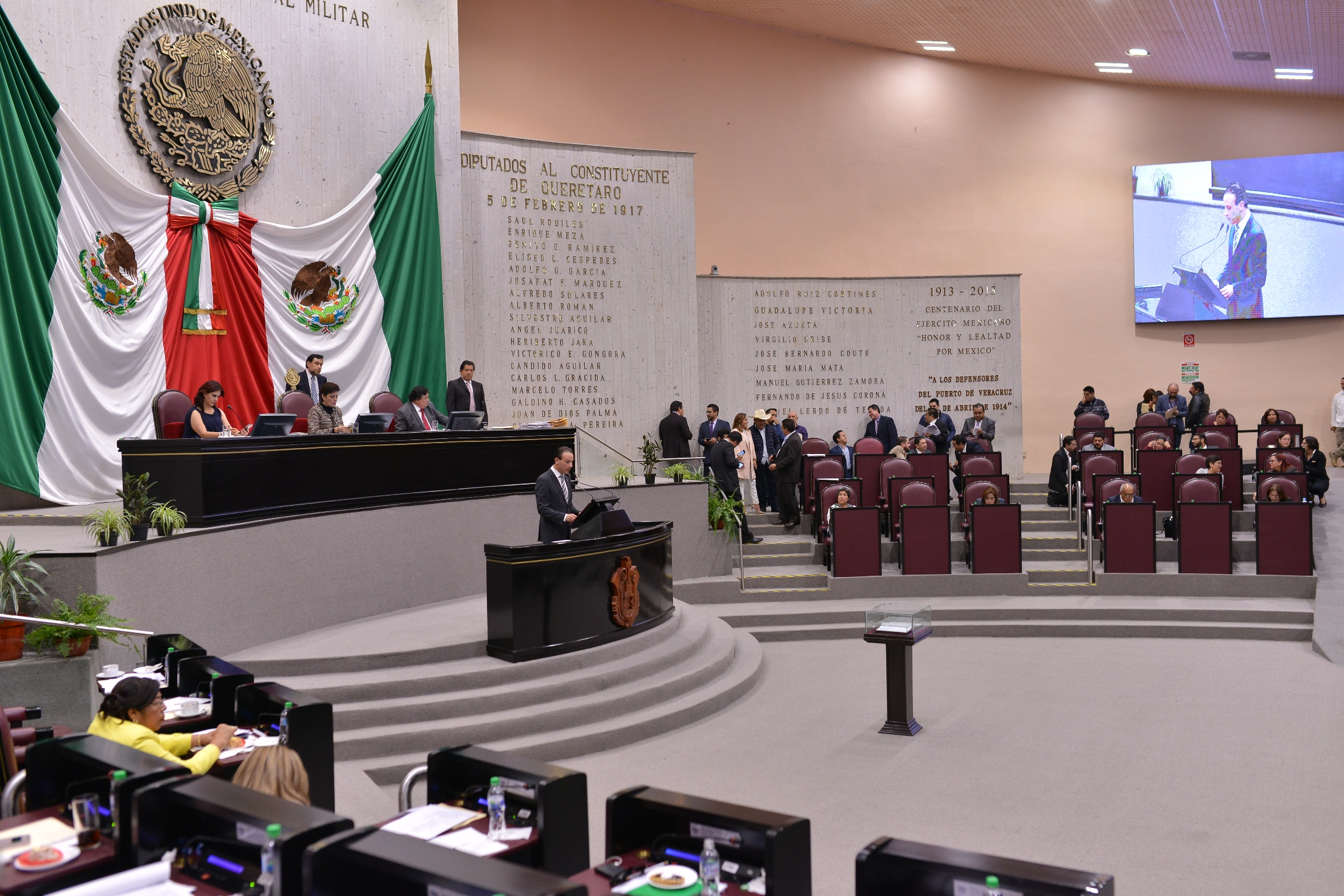Aprueban diputados nueva Ley de Fiscalización Superior para Veracruz