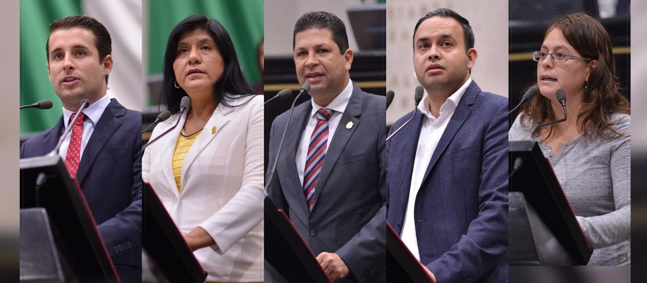 Aprueba Congreso del Estado la Ley del Sistema Estatal Anticorrupción