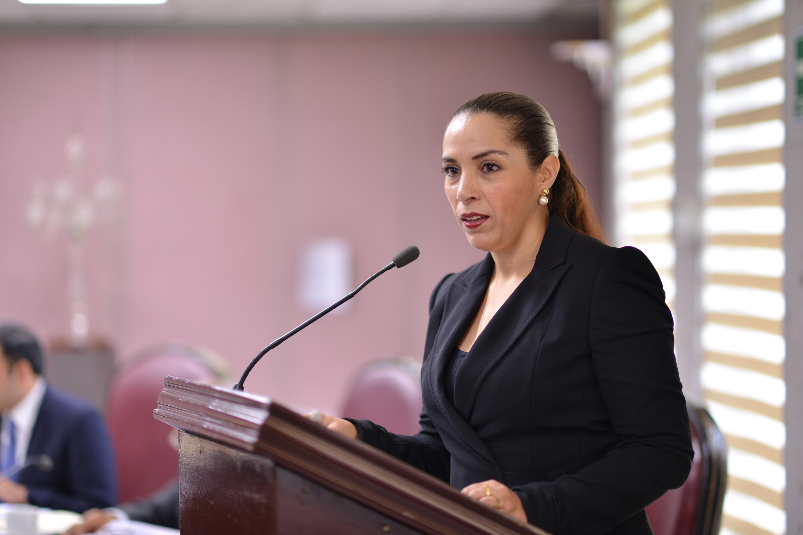 Presenta Cinthya Lobato propuesta de Ley para la Atención del Autismo en Veracruz