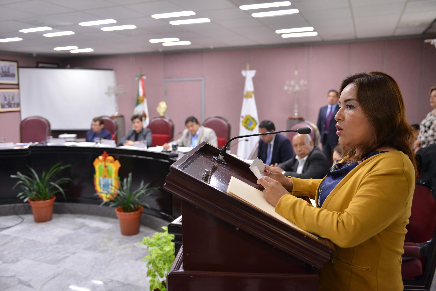 Exige diputada investigar agresiones de elementos de SSP a ciudadanos en Córdoba