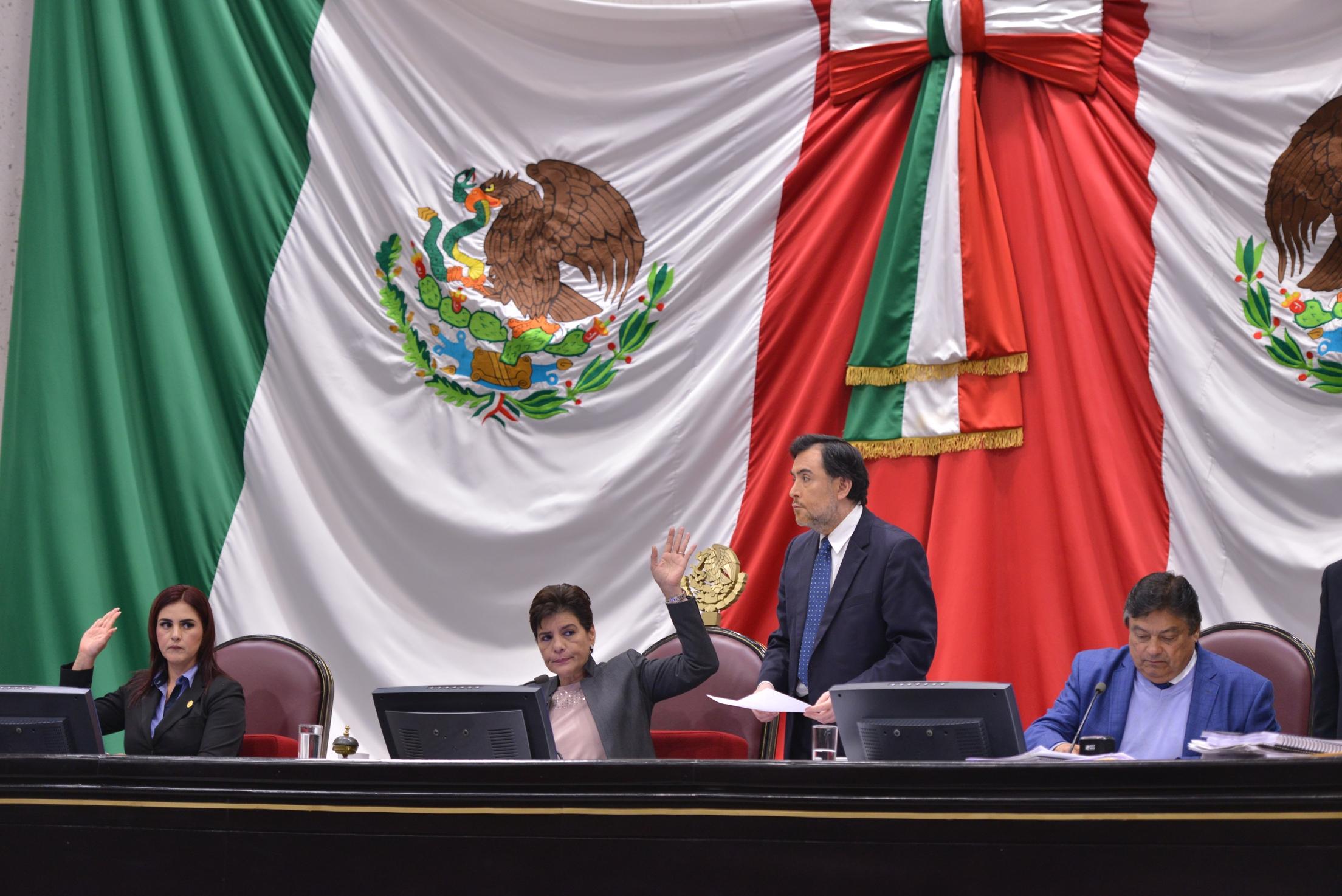 Exhorta LXIV Legislatura a la Federación a vigilar recursos que aplica la SAGARPA