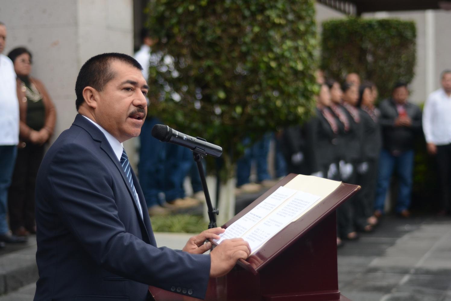 Llaman diputados del PRI a construir un México de bien para todos