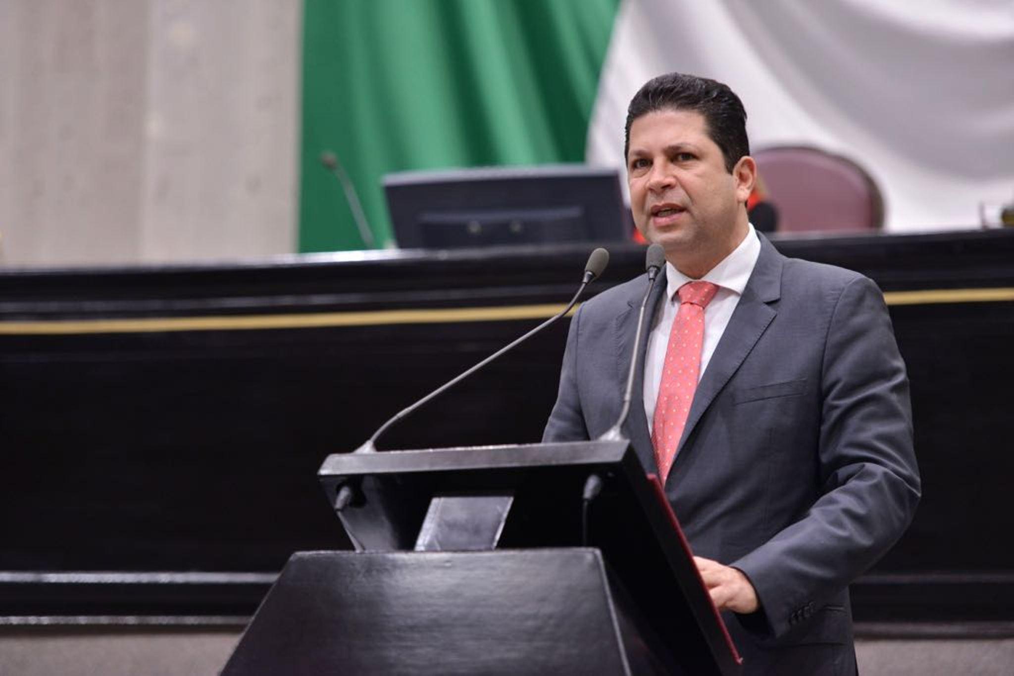Pide diputado Fernando Kuri agilizar la publicación de reformas legales