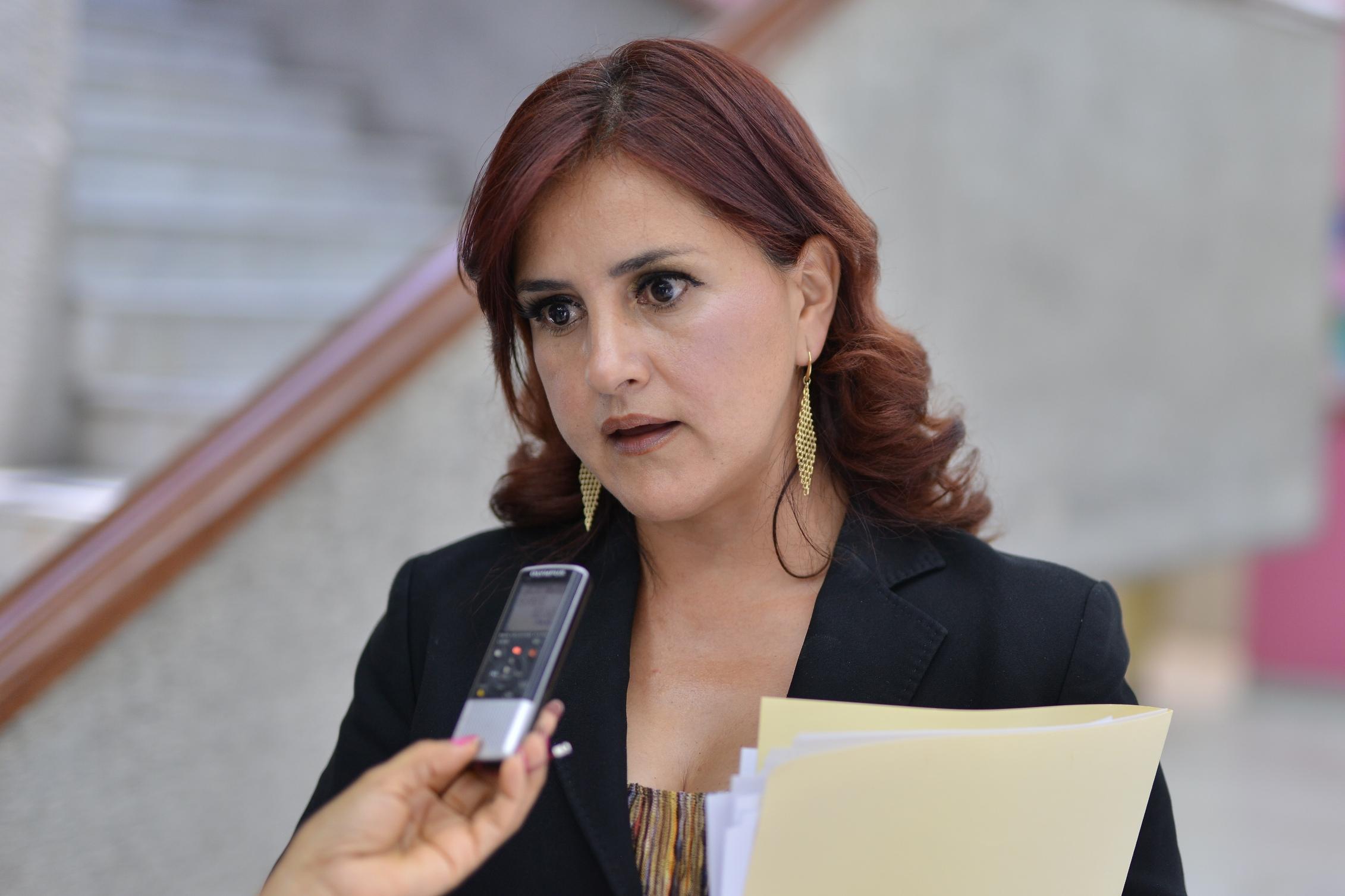 Exhorta la diputada Dulce María García continuar con el trabajo legislativo plural