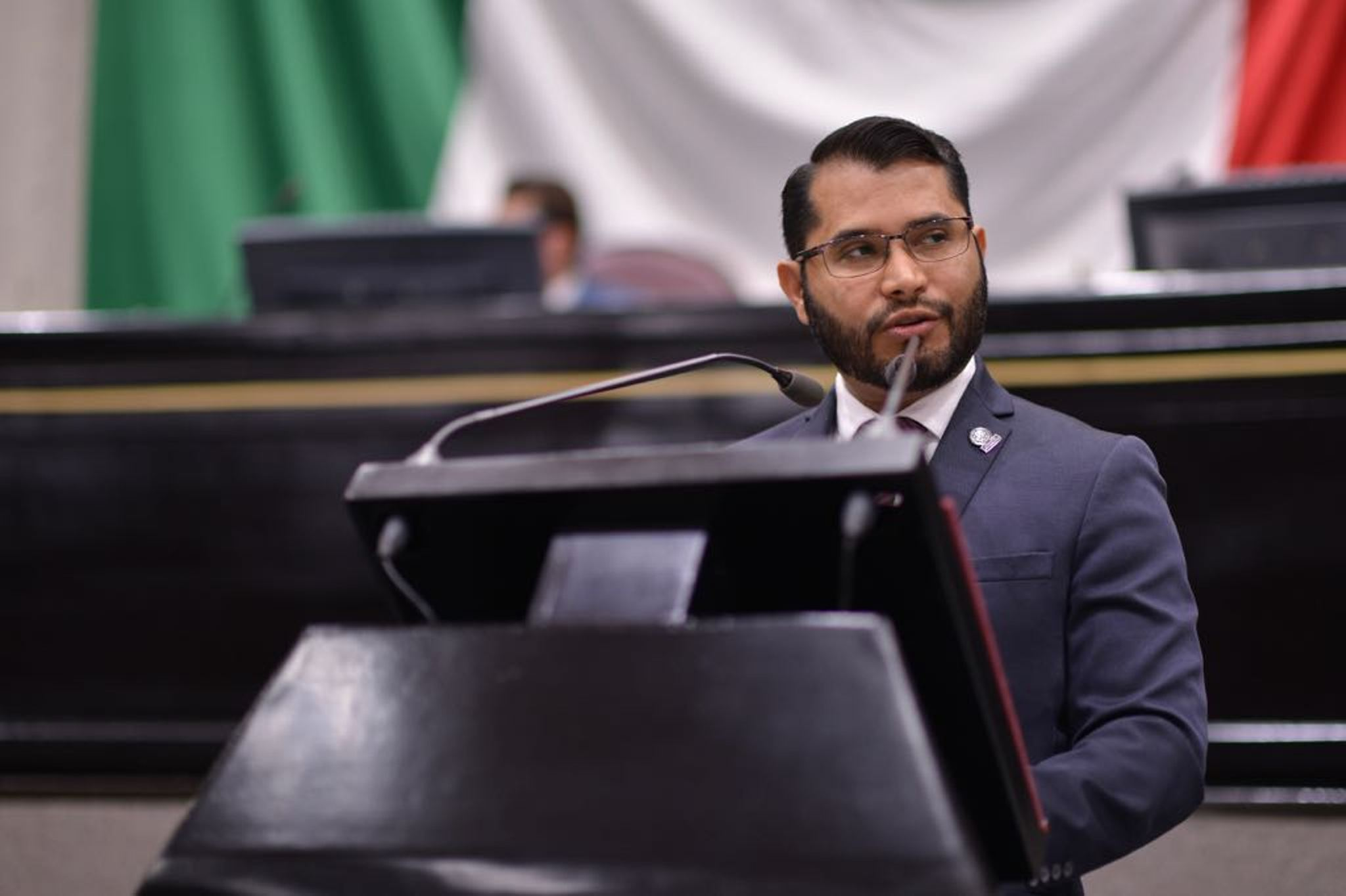 Propone diputado Rogelio Rodríguez nueva Ley Estatal para Prevenir el Desplazamiento