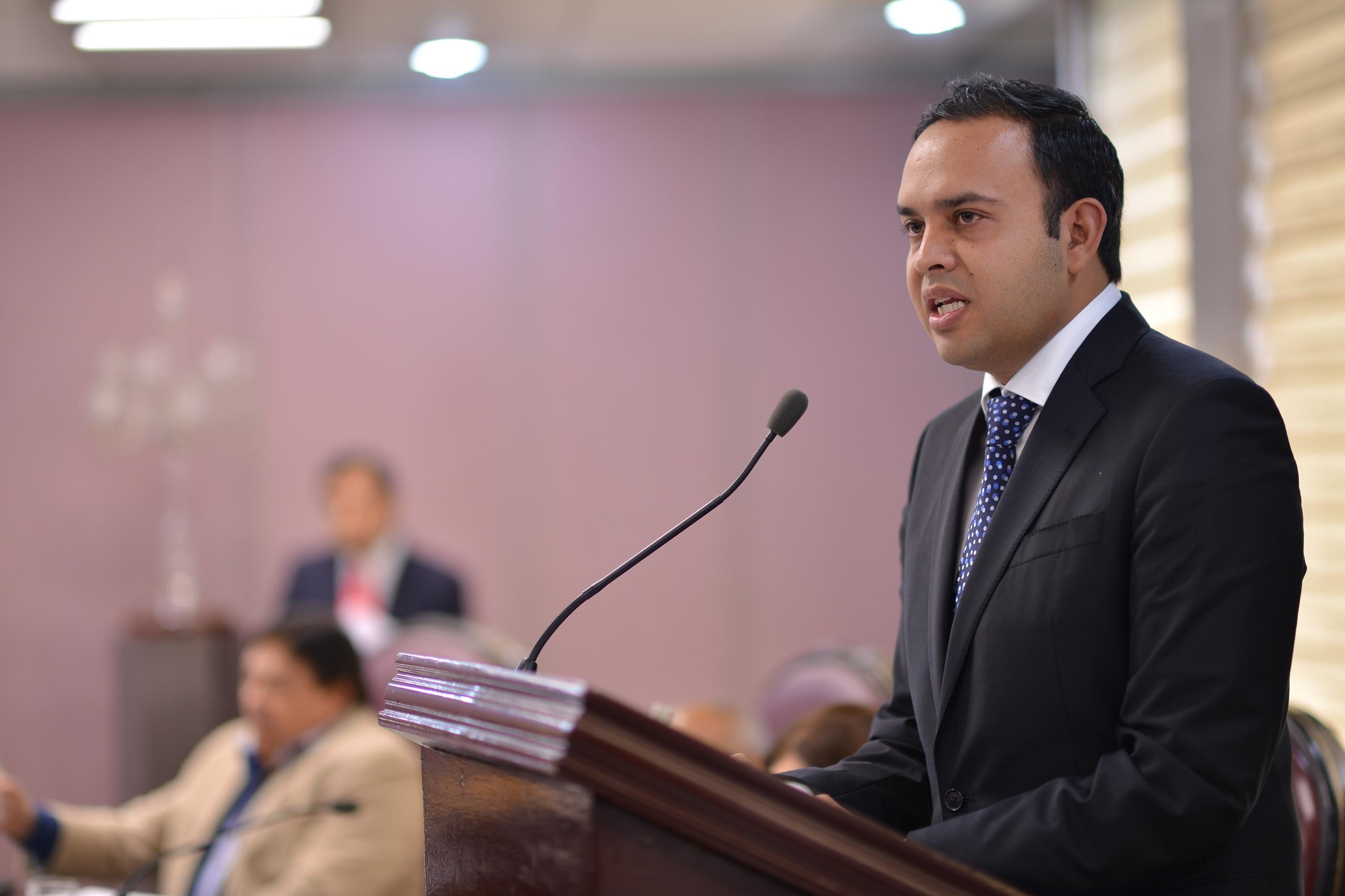 Diputados del PRI proponen crear la Ley de Control Constitucional en el Estado