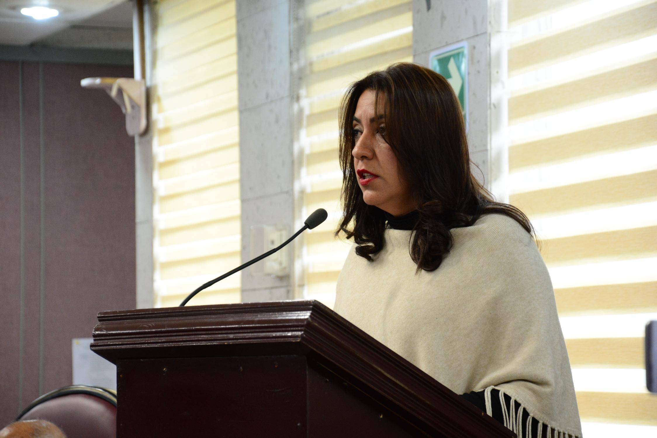 Conmemora Teresita Zuccolotto el 64 aniversario del voto de la Mujer en México