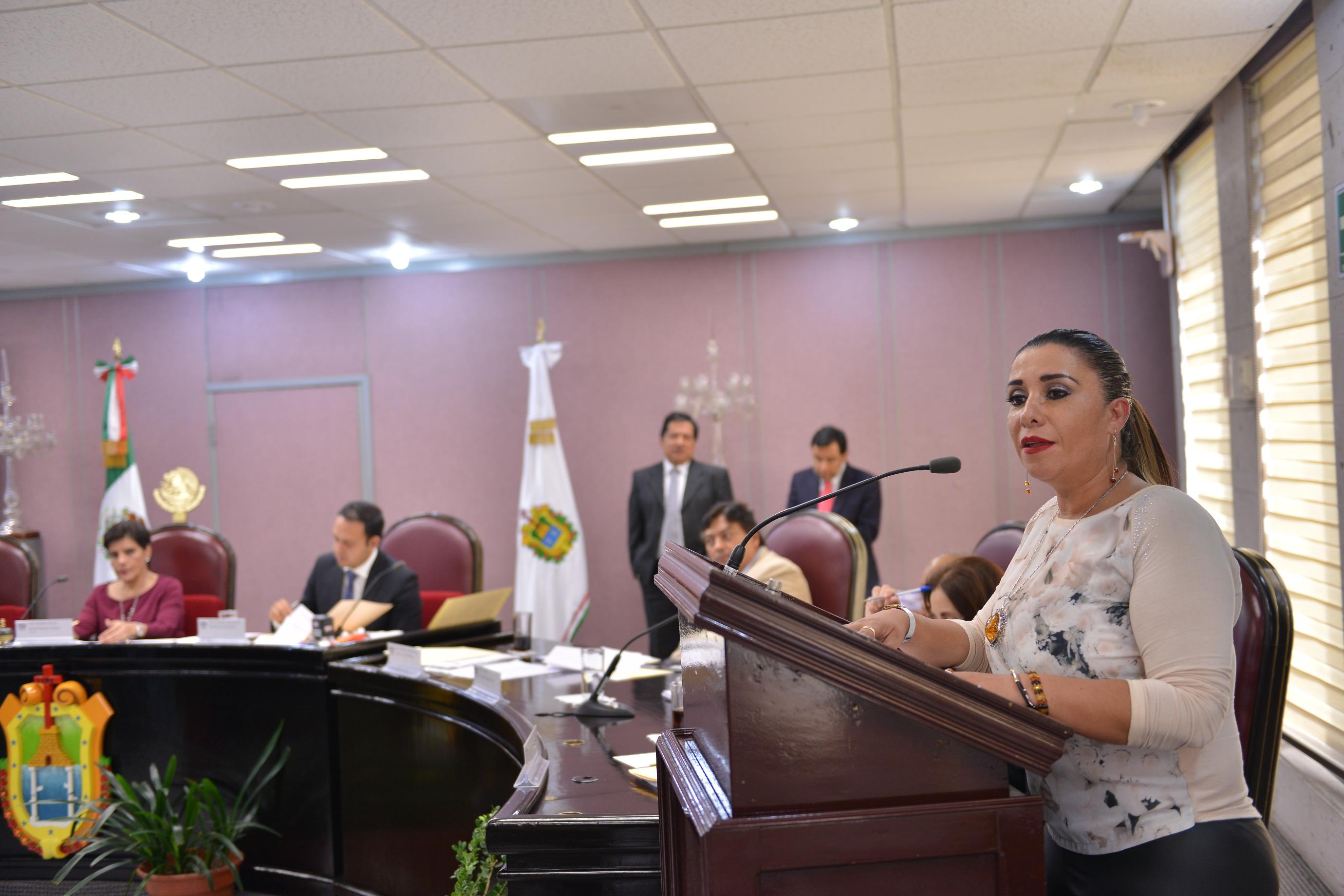 Plantea María Josefina Gamboa la Comisión Veracruzana para la Atención a Periodistas