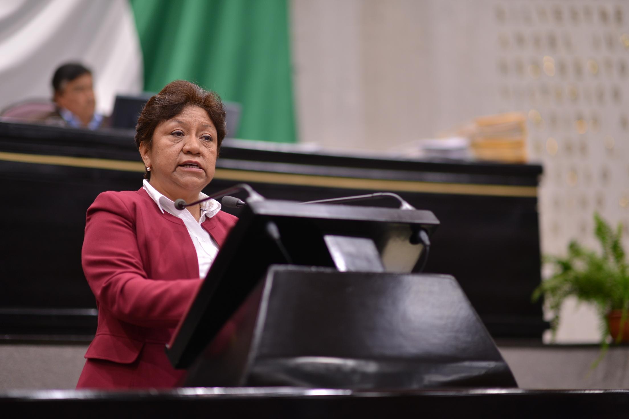 Águeda Salgado pide fortalecer programa de estímulos e incentivos para la cultura